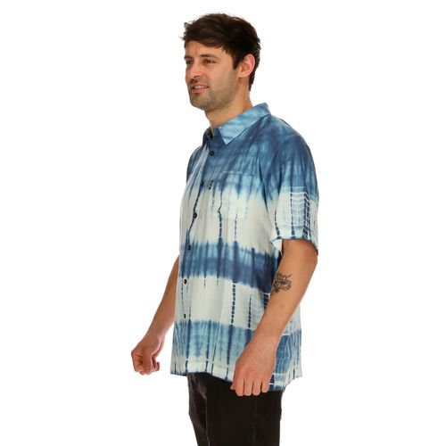 Camisa Manga Corta Hombre Tide Dye